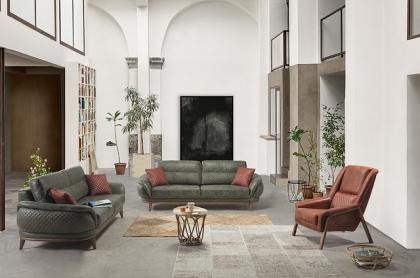 Fotele wypoczynkowe - oryginalny dodatek do salonu
